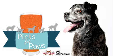 6th Annual Pints for Paws tickets