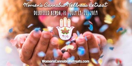 Women's Cannabis Wellness Retreat  tickets