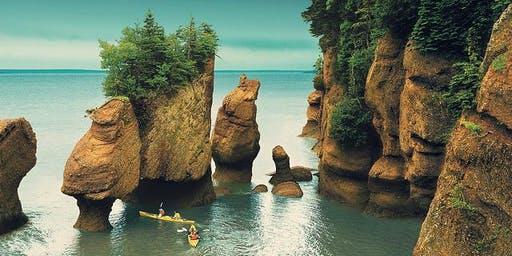 Hopewell Rocks and Bay of Fundy Tour