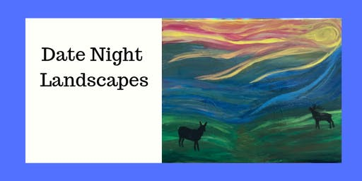 Date Night Painting Landscapes