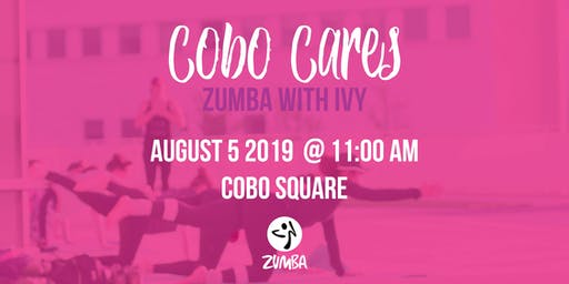 Cobo Cares - Senior Day Zumba with Ivy Mitchell