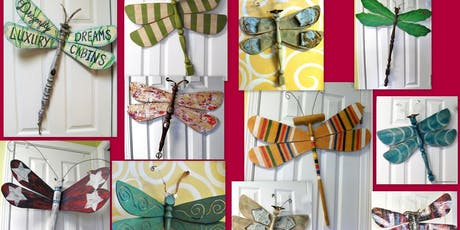 Dragon Fly upcycle event tickets