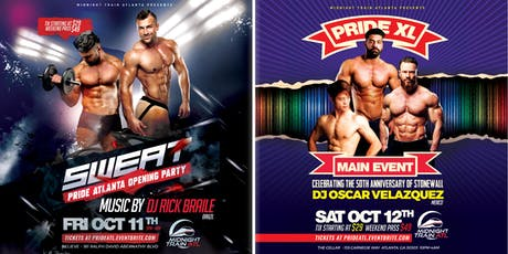 Pride Atlanta - Weekend Events tickets