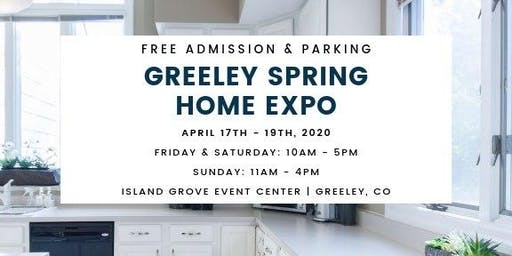 Greeley Spring Home Expo
