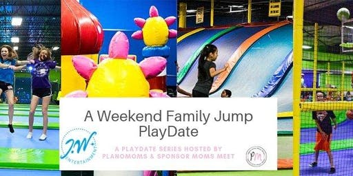 A Plano Moms Family Play Date at J.W Entertainment Allen - sponsored by Moms Meet