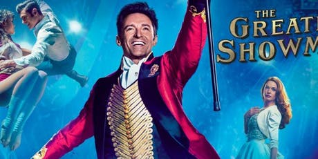 Aldershot Open Air Cinema & Live Music - The Greatest Showman tickets