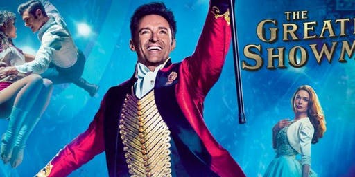 Aldershot Open Air Cinema & Live Music - The Greatest Showman