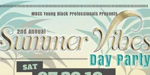 Manasota Black Chamber of Commerce's YBP Summer Vibe Day Party