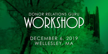 2019 Boston Workshop tickets