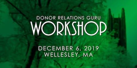 2019 Boston Workshop tickets