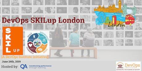 DevOps SKILup London by DevOps Institute tickets