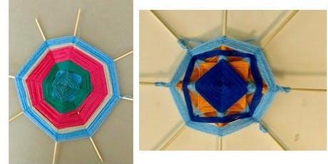 Atelier ENFANTS Création d'Attrape-Rêves billets