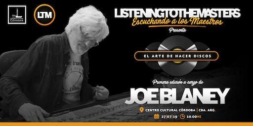 Joe Blaney en Córdoba