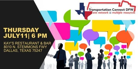 Transportation Connect DFW - One Network : Multiple Resources tickets