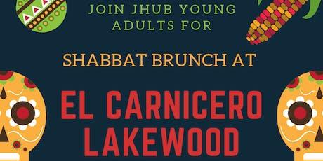 jHUB Young Adult Shabbat Brunch tickets