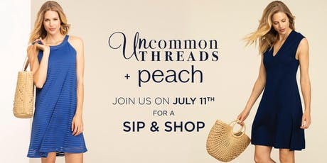 Gather For A Cause | Uncommon Threads + Peach  tickets
