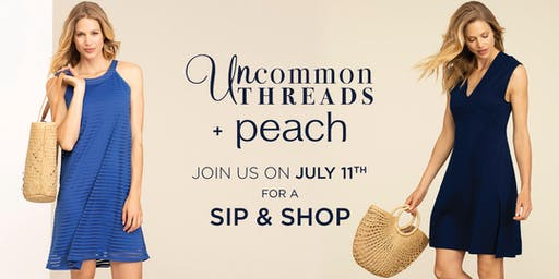 Gather For A Cause | Uncommon Threads + Peach