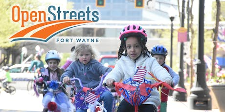 Open Streets Fort Wayne Bike Parade tickets