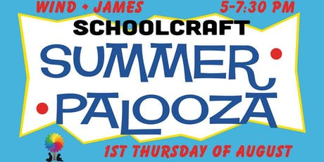 Schoolcraft Summer Palooza tickets
