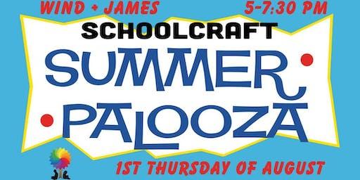 Schoolcraft Summer Palooza