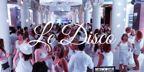 Le Disco - Dîner En Blanc Victoria 2019 billets