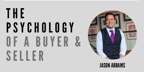 The Psychology of A Buyer & Seller w/Jason Abrams (Ann Arbor, MI) tickets