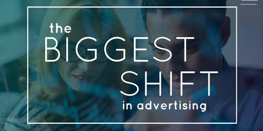 """""""The Biggest Shift in Advertising for SME's"""" - Lunch & Learn"""