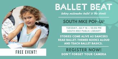 Ballet Beat - South Milwaukee Pop-Up