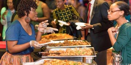AfropolitanNYC Presents Jollof-Off - African Food Tasting & Cultural Mixer tickets