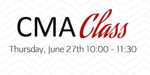 CMA Class