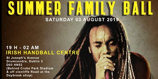 IMC's Summer 2019 Family Ball