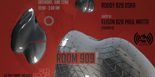 Room 909 | Red Room