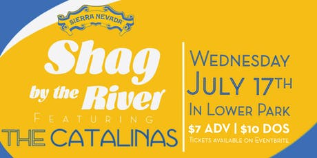Shag by the River tickets