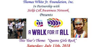"A WALK FOR IT ALL: ""QUEENS GIRLS ROCK"" 2019"