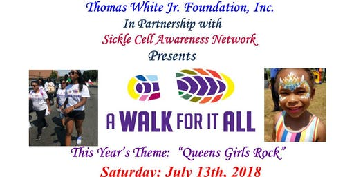 "A WALK FOR IT ALL: ""QUEENS GIRLS ROCK"" 2019"