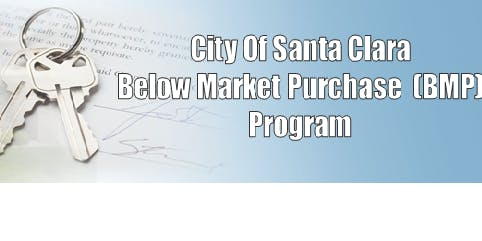 City of Santa Clara Below Market Purchase Program-Orientation & Application Workshop 12/11/2019