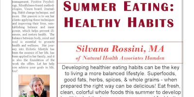 Summer Eating: Healthy Habits