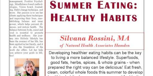 Summer Eating: Healthy Habits