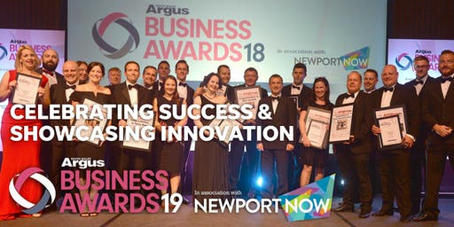 South Wales Argus Business Awards 2019