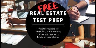 FREE TREC Real Estate Licensing Test Prep Session