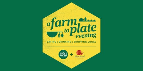 A Farm to Plate Evening tickets