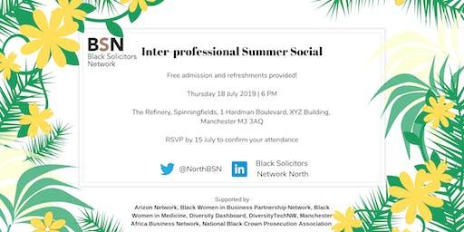 BSN Presents: Inter-professional Summer Social 2019