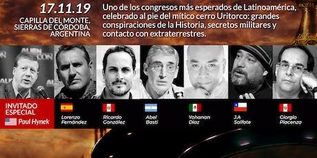 2DO CONGRESO DE ENIGMAS Y MISTERIOS DEL COSMOS entradas