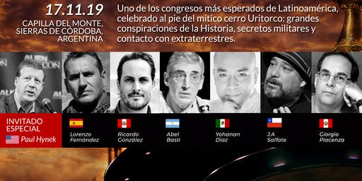 2DO CONGRESO DE ENIGMAS Y MISTERIOS DEL COSMOS