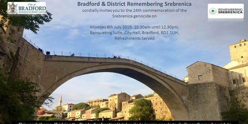 Srebrenica Memorial - Bridging the Divide