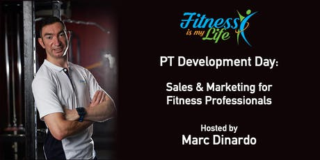 PT Development Day: Sales & Marketing for Fitness Professionals tickets