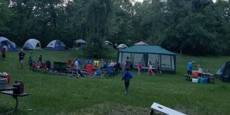 Pack 1234 welcome back picnic and camp out. tickets