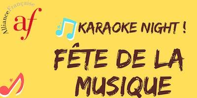 Fête de la Musique - Karaoke Night