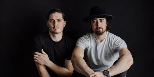 The Talbott Brothers with Kristopher James live at The Attic