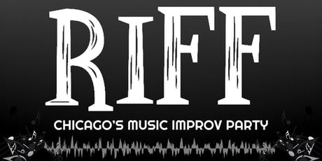 RIFF: Chicago's Music Improv Party tickets
